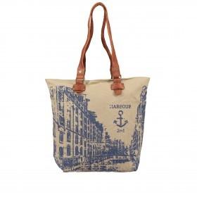 Shopper Canvas Annen B3.0437 Midnight Navy
