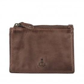 Schlüsseletui Anchor-Love Alex B3.2230 mit Kartenfächern Chocolate Brown