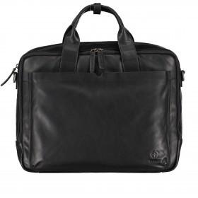 Aktentasche Bondstreet Briefbag MHZ Black