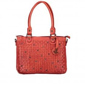 Shopper Soft-Weaving Ysabel B3.4722 Sparkling Lava