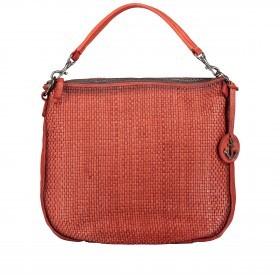 Beuteltasche Soft-Weaving Maureen B3.9811 Sparkling Lava