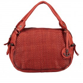 Handtasche Soft-Weaving Julia B3.0072 Sparkling Lava