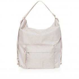 Rucksack MD20 QMT09 auch als Tasche tragbar Off White