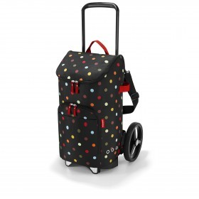 Reisenthel Citycruiser Rack + Citycruiser Bag 2tlg. Set Dots