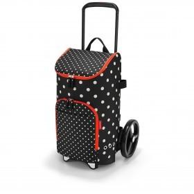 Reisenthel Citycruiser Rack + Citycruiser Bag 2tlg. Set Mixed Dots