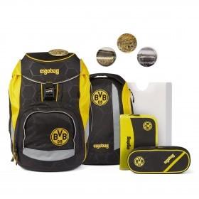 Schulranzen Pack Limited Edition Set 6 teilig Borussia Dortmund