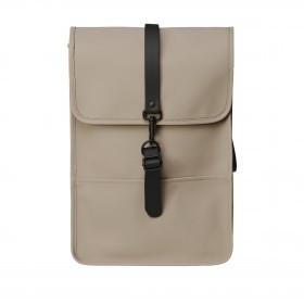 Rucksack Backpack Mini Taupe