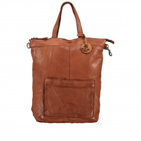 Rucksack Cool-Casual Orion CC.10476 mit Laptopfach 13 Zoll Charming Cognac