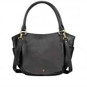 Handtasche Reva Black