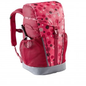 Kinderrucksack Family Puck 10 Bright Pink Cranberry