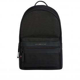 Rucksack Elevated Backpack mit separatem Laptopfach 16 Zoll Black