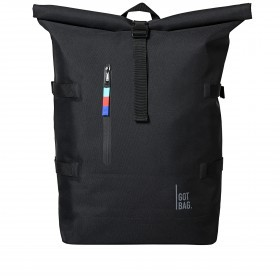 Got Bag Rolltop Backpack 01AV619.100 Black