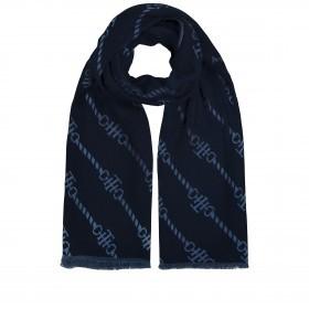Schal Club Logo Scarf Blue