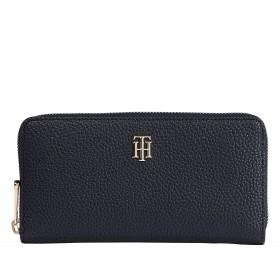 Geldbörse Soft Large Zip Wallet Blue