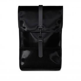 Rucksack Backpack Mini Velvet Black