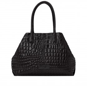 Shopper Chelsea Shopper M Kroko Black