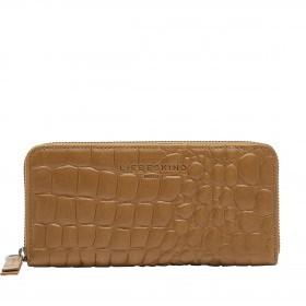 Geldbörse Basic Gigi Wallet Kroko Golden Amber