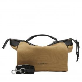 Handtasche Basic Gray Satchel S Safari