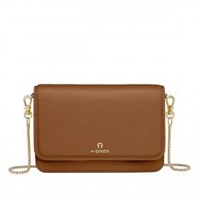 Clutch Fashion 156-743 Dark Toffee Brown