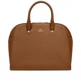 Handtasche Ivy 133-781 Dark Toffee Brown