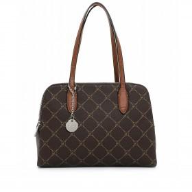 Handtasche Anastasia Brown Cognac
