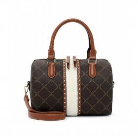 Handtasche Anastasia Teddy Brown Cognac