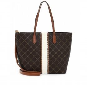 Shopper Anastasia Teddy Brown Cognac