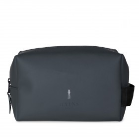 Kulturbeutel Wash Bag Small Slate