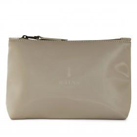 Kosmetiktasche Cosmetic Bag Velvet Taupe