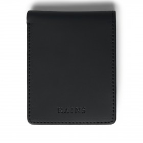 Geldbörse Folded Wallet Black