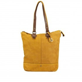 Shopper New-Lines Ankerliebe B3.10822 Oriental Mustard