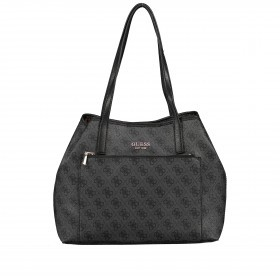 Shopper Vikky Bag in Bag Coal Logo