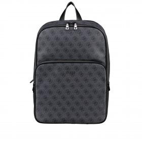 Rucksack Vezzola mit Tablet- und Laptopfach Black