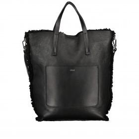 Handtasche Raquel mit Wendefunktion Black Nickel