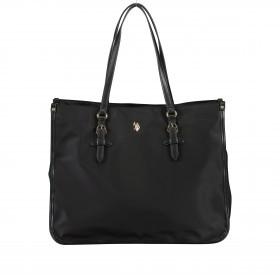 Handtasche Houston Shopping Bag L Black
