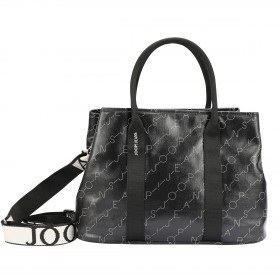 Handtasche Grafico Insa MHZ Black