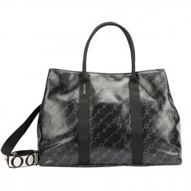 Handtasche Grafico Insa LHZ Black