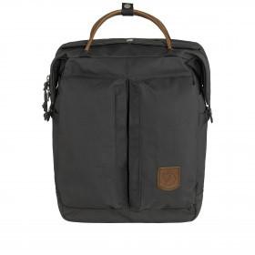 Rucksack Haulpack No.1 mit Laptopfach  Dark Grey
