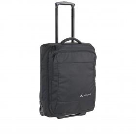 Koffer Sapporo II mit Laptopfach 15.6 Zoll Black