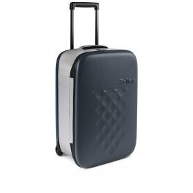 Koffer Vega Flex 21 zusammenklappbar Atlantic Blue