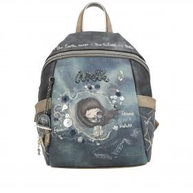 Rucksack Iceland Backpack Grau