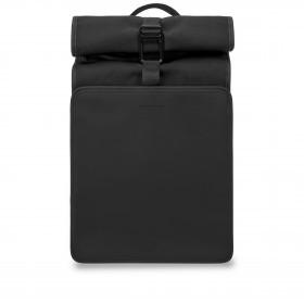 Rucksack Lund Pro mit Laptopfach 16 Zoll Black