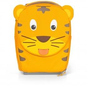 Koffer Kinderkoffer mit zwei Rollen Tiger