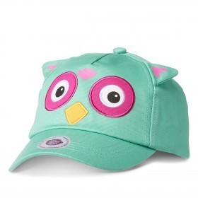 Kappe Cap für Kinder Größe M Eule
