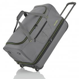 Reisetasche Basics Grau Grün