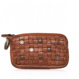 Schlüsseletui Soft-Weaving Lulu B3.0525 Charming Cognac