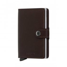 Geldbörse Miniwallet Original Brown