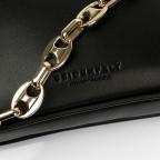 Umhängetasche Hamina, Farbe: schwarz, cognac, beige, Marke: Seidenfelt, Abmessungen in cm: 19.5x10.0x3.5, Bild 11 von 11