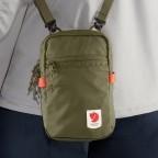 Umhängetasche / Gürteltasche High Coast  Pocket, Farbe: schwarz, grau, blau/petrol, taupe/khaki, grün/oliv, orange, gelb, Marke: Fjällräven, Bild 6 von 12