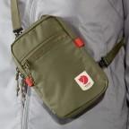 Umhängetasche / Gürteltasche High Coast  Pocket, Farbe: schwarz, grau, blau/petrol, taupe/khaki, grün/oliv, orange, gelb, Marke: Fjällräven, Bild 7 von 12